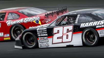 Channel Banner – Late Model