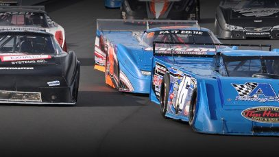 Channel Banner – Outlaw Super Late Model