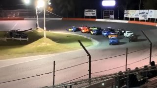 Citrus County Speedway Florida Mini Stocks