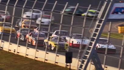 Jukasa Motor Speedway Mini Stocks
