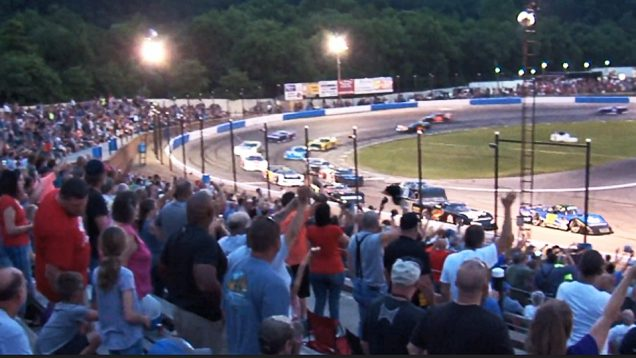 Midvale Speedway Outlaw Super Late Models