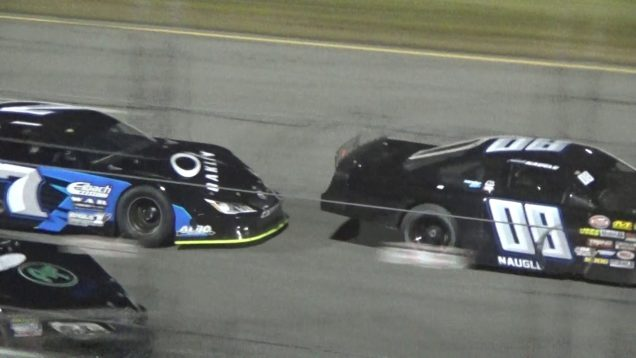 LATE MODEL | New Smyrna Speedway Pro Late Model Feature Highlights
