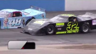 LATE MODEL   South Bend Motor Speedway Outlaw Late Model Feature