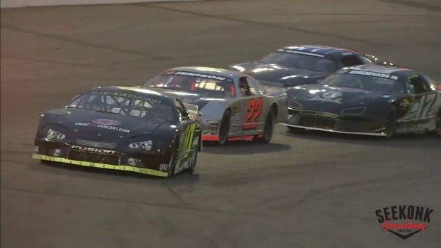 LATE MODELS | Racing Action From Seekonk Speedway