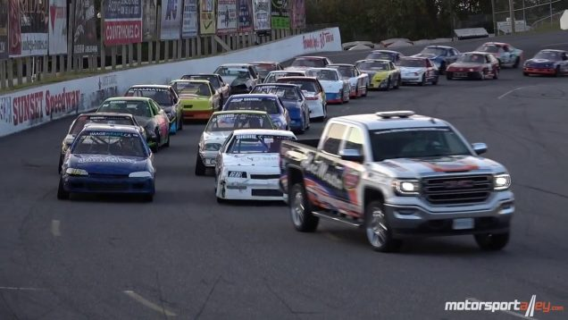 MINI STOCK | 2017 Mini Stock Action From Sunset Speedway