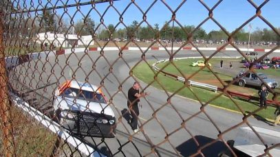 MINI STOCKS | A Wild One At Franklin County Speedway