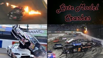 PRO LATE MODEL | 2019 Late Model Crash Compilation