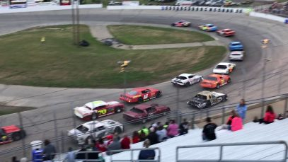 STREET STOCK | Corrigan Oil Speedway Street Stock Feature Action