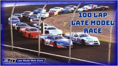 SUPER LATE MODEL | 100 Lap Late Model Race at Havasu 95 Speedway