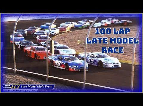 SUPER LATE MODEL   100 Lap Late Model Race at Havasu 95 Speedway