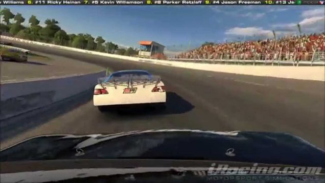 SUPER LATE MODEL | Virtual Onboard At Five Flags Speedway