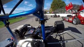 SUPER MODIFIEDS | On-Board ISMA Super Modified At Thompson Speedway