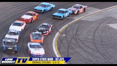 SUPER STOCK | Irwindale Speedway Super Stock Main Event