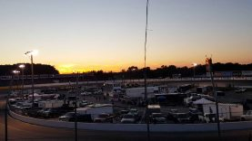 SUPER LATE MODEL   2016 Kalamazoo Speedway Track Record Run